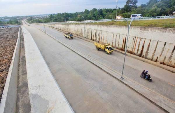 Tol Balikpapan-Samarinda (dok. housing-estate.com)
